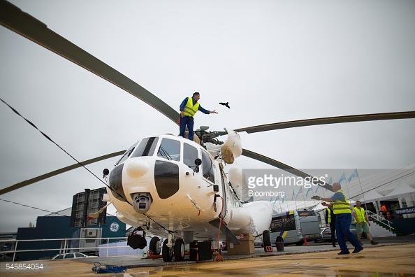 Trực thăng chuyên chở Mil Mi17
