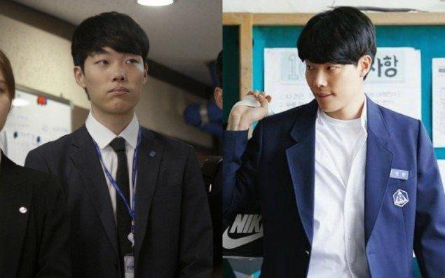 Ryu Joon Yeol không thay đổi nhiều.