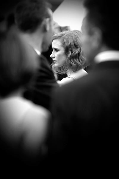 Một khoảnh khắc đẹp của Jessica Chastain trên thảm đỏ LHP Cannes lần thứ 69.