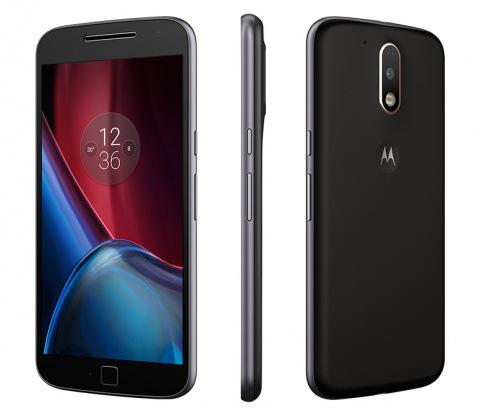 Motorola G4 Plus sẽ tích hợp cảm biến vân tay trên nút Home vật lý ở mặt trước