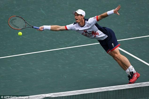 Andy Murray đã có một chiến thắng không hề dễ dàng
