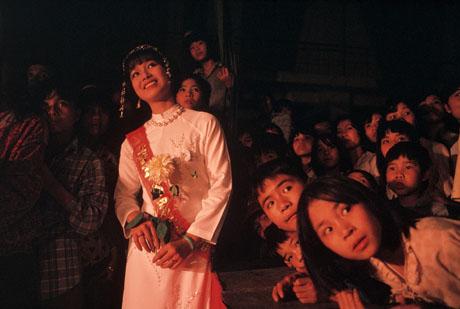 Hà Nội, 1989: Cuộc thi tìm kiếm người đẹp thanh lịch Hà Nội