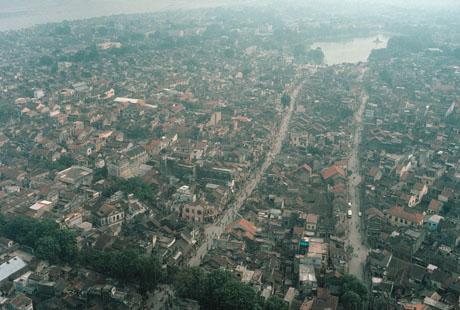 Hà Nội, 1989: Nhìn từ trên cao