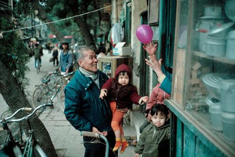 Hà Nội, 1989: Trên đường phố
