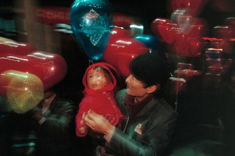 Hà Nội, 1989: Đi chơi Tết