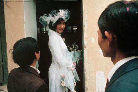 Hà Nội, 1989: Cô dâu trong ngày cưới
