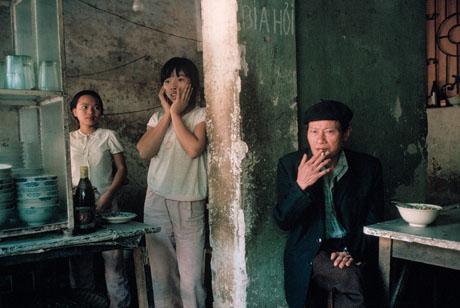 Hà Nội, 1989: Quán phở lúc vắng khách