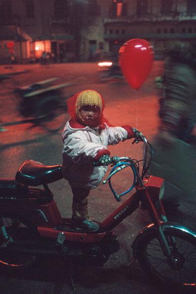 Hà Nội, 1989: Xe Peugeot - niềm ao ước một thời của nhiều người