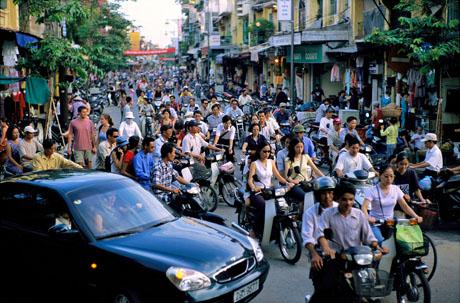 Đường phố Hà Nội, 2004