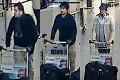 Ba kẻ nghi phạm gây ra vụ khủng bố tại Brussels đã bị cơ quan chống khủng bố của Bỉ bỏ sót
