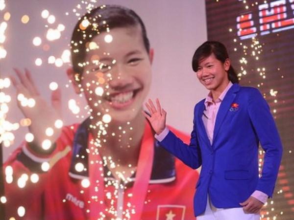 Ánh Viên, niềm hy vọng của bơi Việt Nam