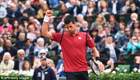 Djokovic đã hoàn thành giấc mơ vô địch giải Pháp mở rộng. Ảnh: Getty