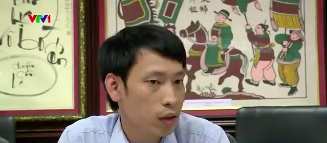 Ông Mạch Trần Huy - Trợ lý Phó Hiệu trưởng Đại học Hùng Vương, TP.HCM