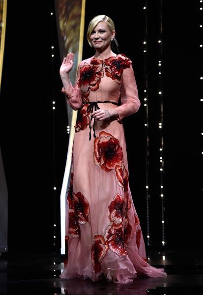 Nữ diễn viên Kirten Dunt - một trong những thành viên của BGK năm nay.