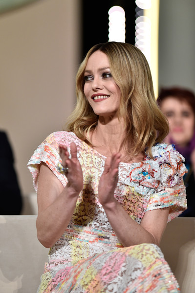 Diễn viên người Pháp Vanessa Paradis.