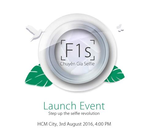 F1s sẽ được giới thiệu và bán ra đầu tiên tại 3 quốc gia là Việt Nam, Ấn Độ và