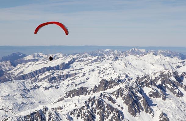 Chinh phục dãy núi Alps