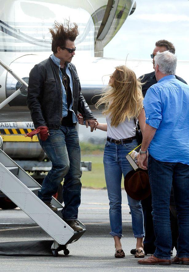 Johnny Depp và vợ 2 biến cuộc sống của người khác thành địa ngục - Ảnh 1.