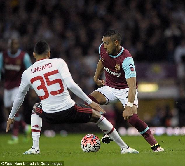 Payet đang là trái tim của West Ham cạnh tranh suất dự Europa League.