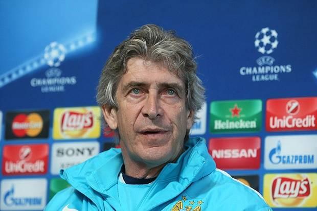 HLV Pellegrini đang khát khao giành danh hiệu Champions League cùng Man City, kể cả khi phải từ bỏ giải Ngoại hạng Anh (Ảnh: Reuters)