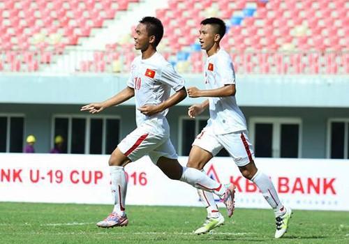 U19 Việt Nam đã để tuột 3 điểm 1 cách đáng tiếc.