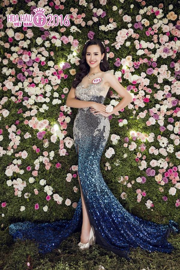 Thí sinh Sái Thị Hương Ly