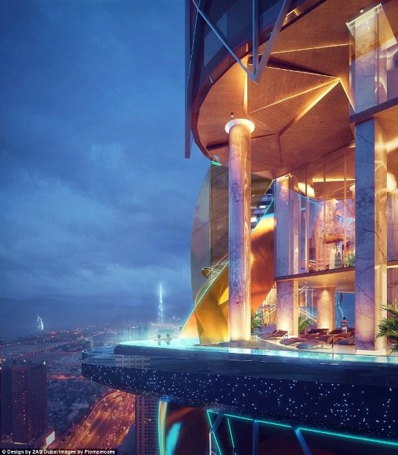 Khách sạn sở hữu cả rừng nhiệt đới và bãi biển nhân tạo đầu tiên trên thế giới - Ảnh 3.