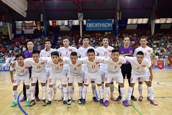 Đội hình thi đấu của ĐT Việt Nam