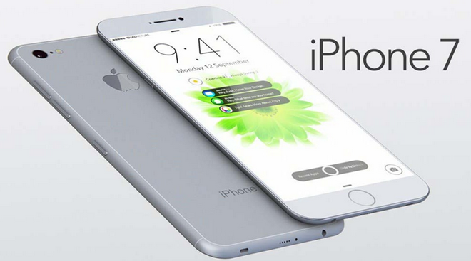 Concept thiết kế iPhone 7 mới