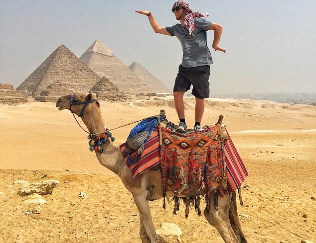 Ai Cập là một trong những vùng đất kém an toàn theo nhận định của phượt thủ