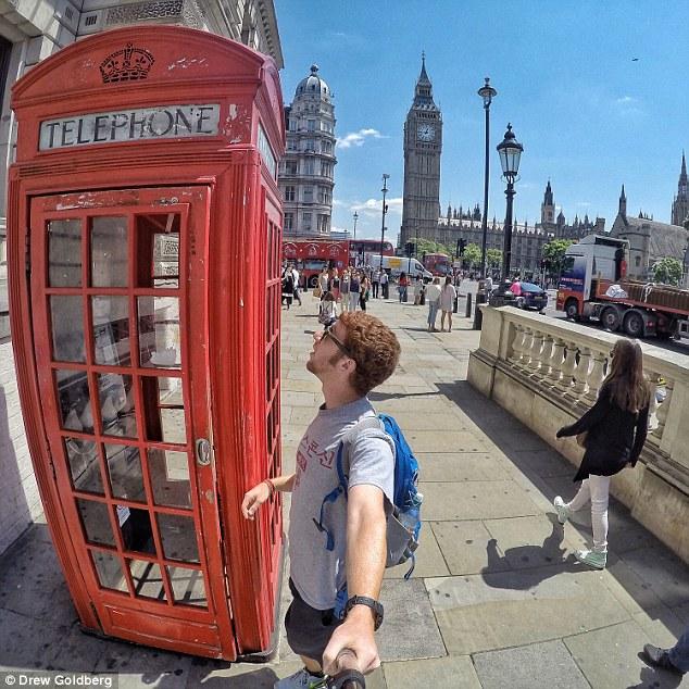 Với anh, London là một trong những thành phố đắt đỏ nhất thế giới