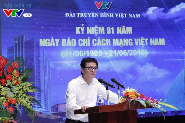 TGĐ Trần Bình Minh phát biểu tại buổi lễ