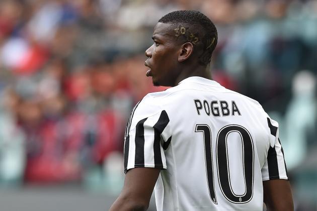 Juventus nhiều khả năng sẽ chia tay Paul Pogba trong mùa hè năm nay. Ảnh: Getty