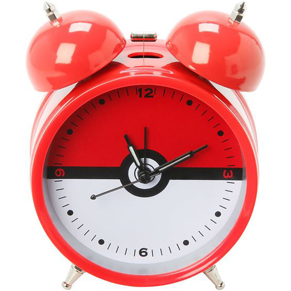 Một chiếc đồng hồ vô cùng đẹp mắt lấy cảm hứng từ thế giới Pokémon