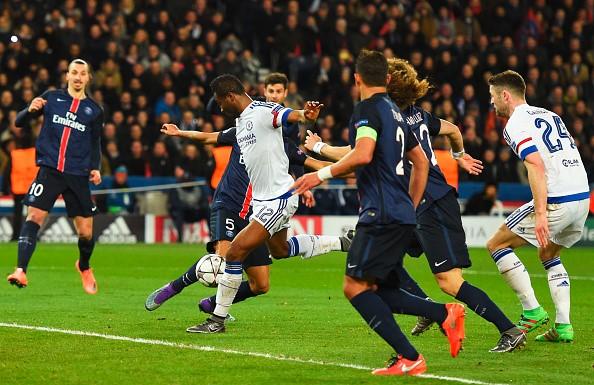 Ở lượt đi, PSG thắng 2-1 trên sân nhà.