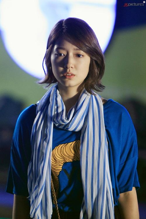 Sau thành công của Youre beautiful, Park Shin Hye tiếp tục tham gia vào bộ phim tình cảm Heartstrings