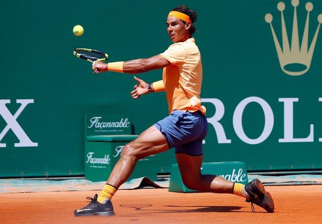 Sẽ có một trận chung kết trong mơ giữa Rafael Nadal và Roger Federer tại Monte Carlo Masters?