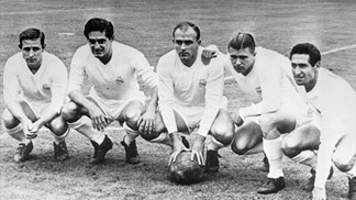 Real Madrid lọt vào chung kết năm 1959