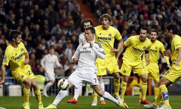 Villarreal liệu có cản được bước tiến của Ronaldo cùng các đồng đội? (Ảnh: Reuters)