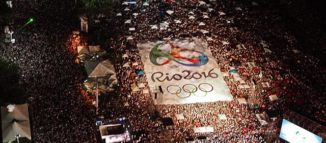 Olympic 2016 đã đem đến rất nhiều tích cực cho đất nước chủ nhà Brazil. Ảnh: Getty