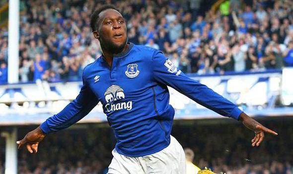Everton đẩy giá Lukaku lên cao như một cách để giữ chân tiền đạo này. Ảnh: Getty