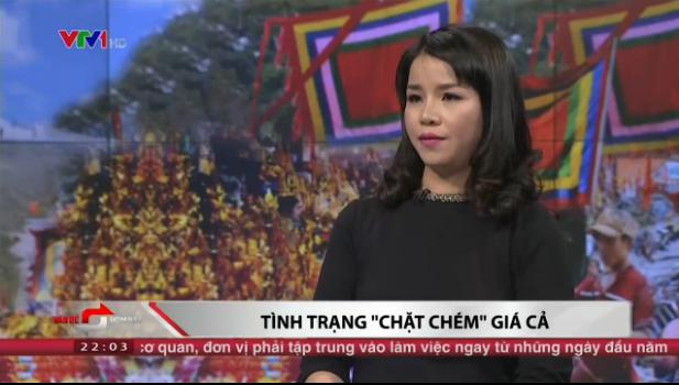 Bà Nguyễn Thị Huyền - Điều phối viên quốc gia chương trình Du lịch bền vững và có trách nhiệm - tổ chức Lao động quốc tế ILO.