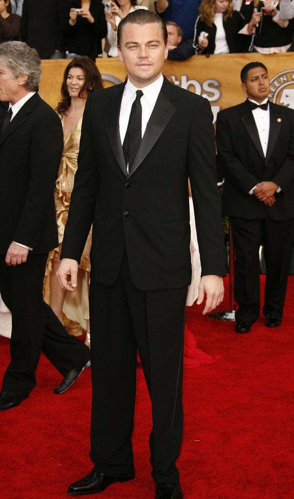 Vào năm này, anh cũng là một trong những ngôi sao đáng chú ý ở Screen Actors Guild Awards.