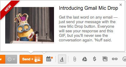 Nút gửi tin nhắn mới được bổ sung trên Gmail