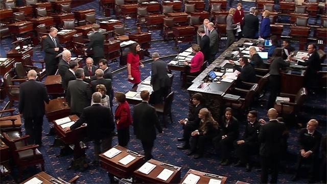 Thượng viện Mỹ đồng thuận tuyệt đối trong dự luật mới trừng phạt Triều Tiên