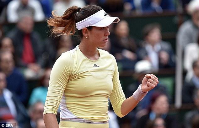 Sự tự tin của Muguruza là bí quyết chiến thắng trước Serena Williams. Ảnh: EPA