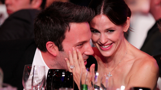 Họ sẽ lại có những giây phút ngọt ngào như thế này? (Ảnh: ET Online)