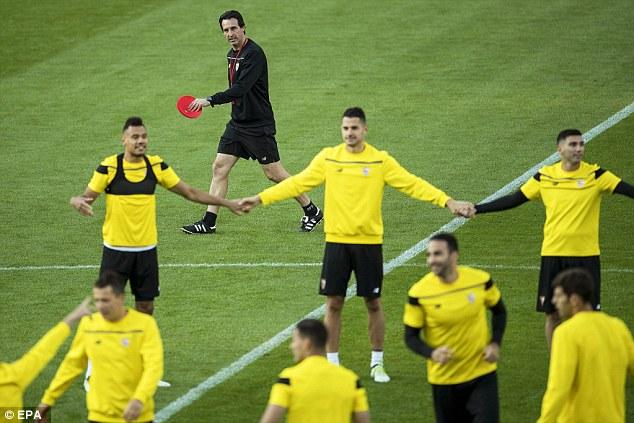 Sevilla đang tạo ra xác suất vô địch tuyệt đối khi lọt vào chung kết Europa League.