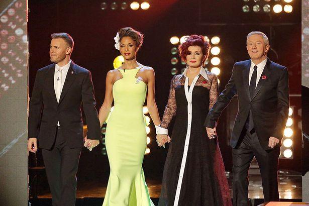 Nicole Scherzinger sẽ trở lại làm giám khảo The X-Factor (Ảnh: ITV)