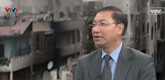 Ông Nguyễn Quang Khai – Nguyên Đại sứ Việt Nam tại một số nước Trung Đông